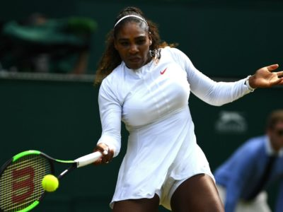 Serena Williams lines up to reach new highs