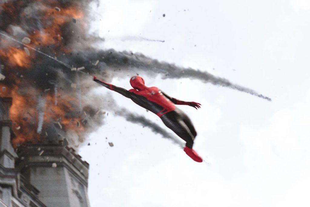 Spider-Man: Far From Home is making collections at the box office