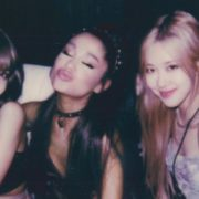 Ariana Grande teams up with Blackpink in next collaboration