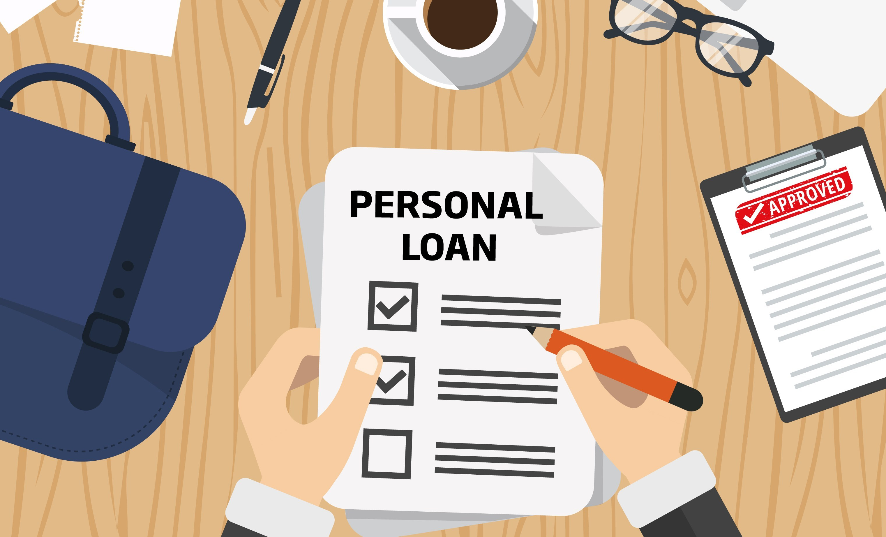 Getting a personal loan with low credit score is now possible!