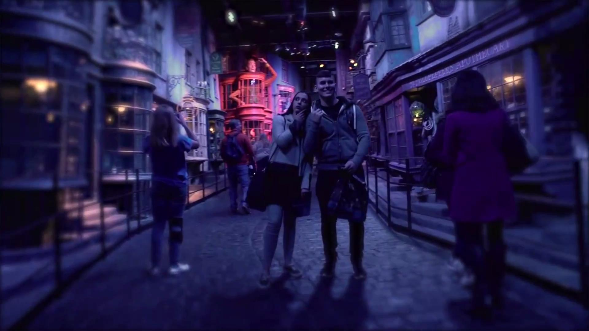 Halloween in Hogwarts is now possible for all Potterheads!