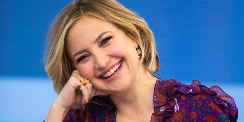 Kate Hudson confronts the topic of her controversial nude-Photoshoot!