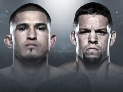 Nate Diaz vs Conor McGregor Anthony Pettis UFC 241