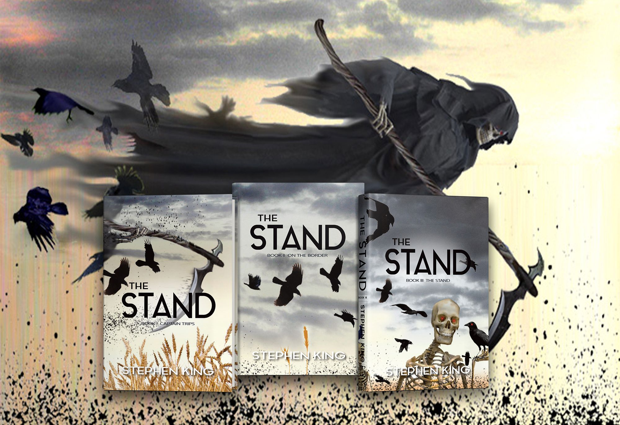 Stephen King The Stand recruits characters for upcoming mini-series