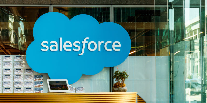 SalesForce marks its sixth acquisition in Israel with ClickSoftware