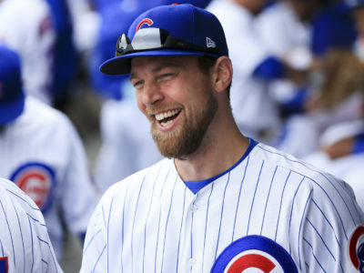 Chicago Cubs batter Ben Zobrist joins minor league to make major league comeback