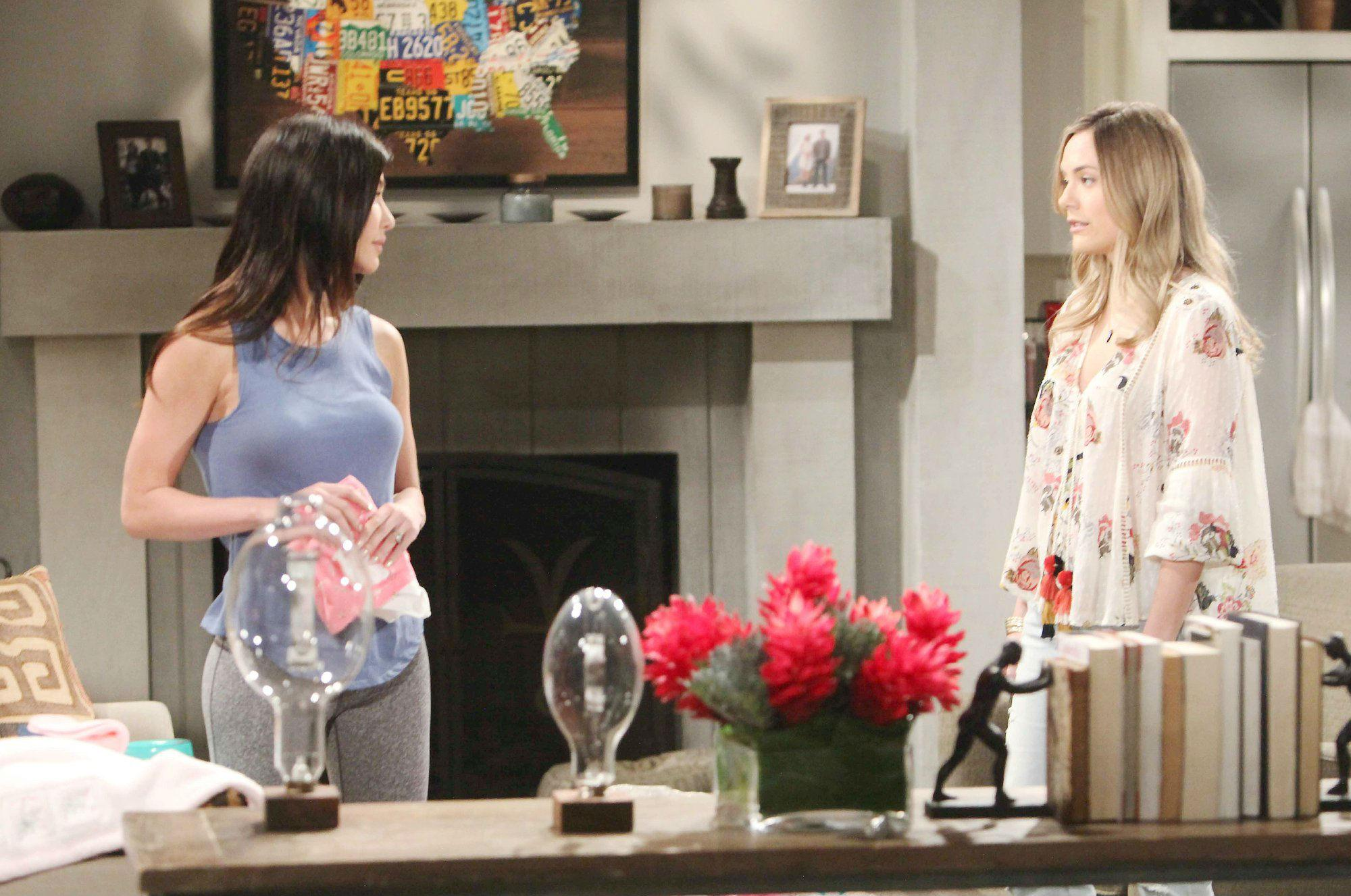 Bold And The Beautiful Spoilers: Beth meets her real parents, leaving Steffy heartbroken