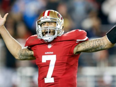 Colin Kaepernick 'still ready' for a NFL return