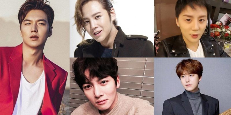Continued; Korean Actors who haven't aged with time