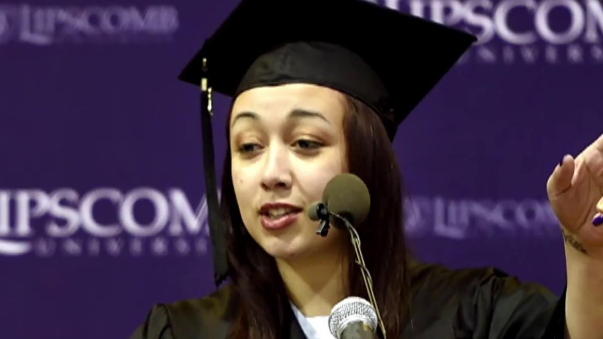 Sex trafficking victim Cyntoia Brown free after spending 15 years of life sentence