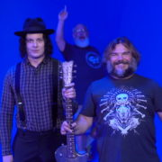 Jack Gray: Jack Black and Jack White tease new music together