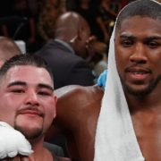 Anthony Joshua vs Andy Ruiz Jr. Rematch