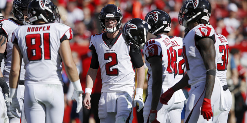 NFL Pre-season - Broncos vs Falcons Timings, Preview, TV and Streaming options
