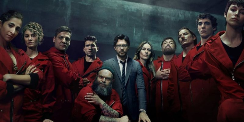 Image result for money heist season 3
