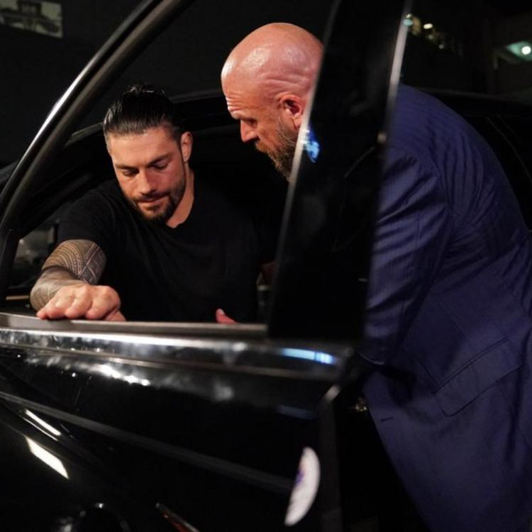 Roman Reigns gets close-call death twice in a week