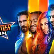 The 32nd WWE SummerSlam saw Seth Rollins take on Brock Lesnar to defend his Universal title. That was just as exciting as Randy Orton's title match against Kofi Kingston