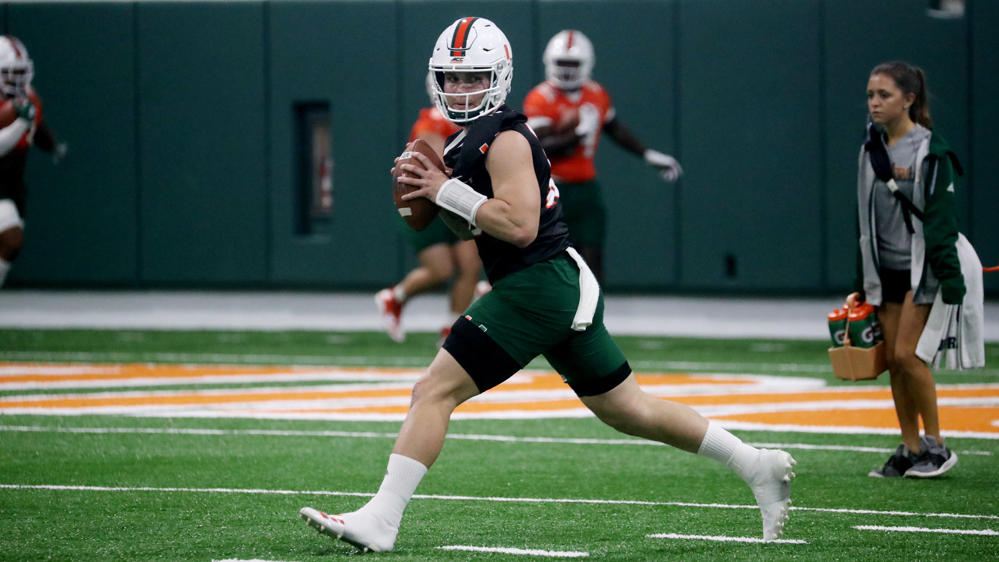 3 options for quaterback Tate Martell after Miami starting job snub