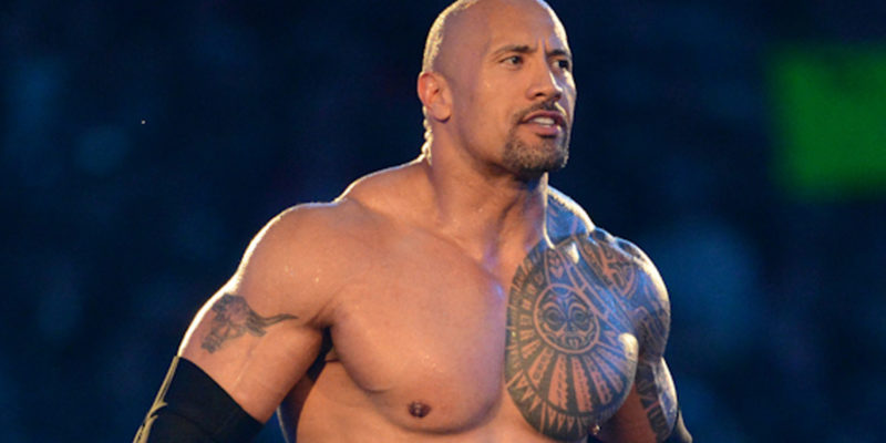 Dwayne Johnson announces retirement from WWE for acting