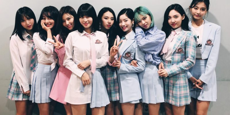TWICE trots toward a bigger release to slam haters