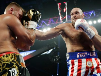 Tyson Fury vs Otto Wallin : Underdog Wallin warns Fury