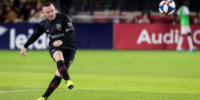 Wayne Rooney returns to English Football with Derby move