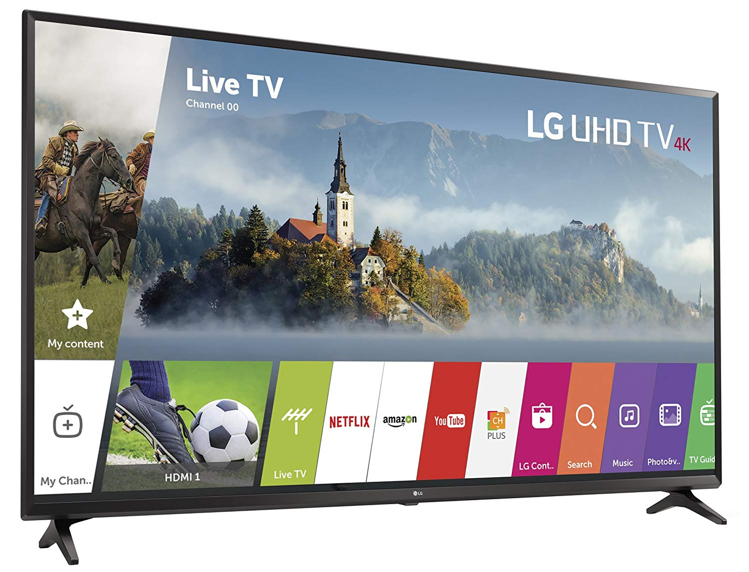 4K HD TV Deals