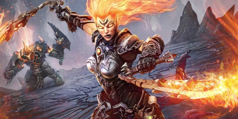 Best Halloween Game Deals Darksiders 3