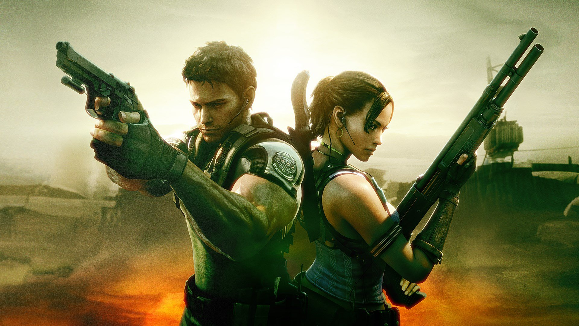 Best Halloween Game Deals Resident Evil 5
