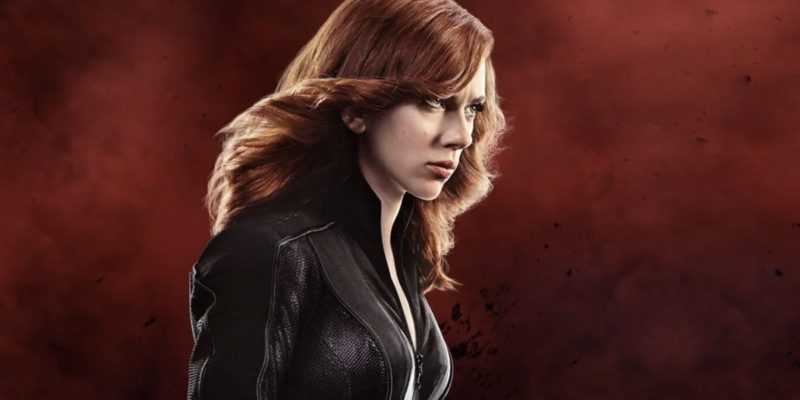 Black Widow 2 3 Scarlet Johansson