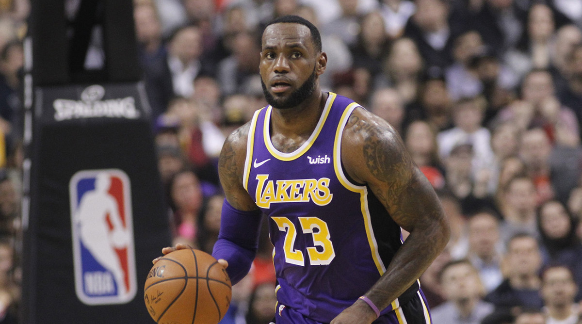 NBA LeBron James China Controversy have a Lot of Money Involved