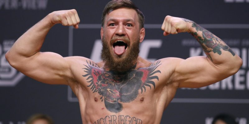Conor McGregor Return