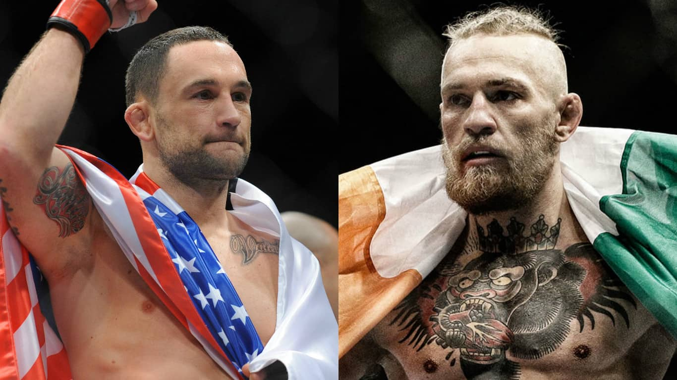 Conor McGregor vs Frankie Edgar December 2019