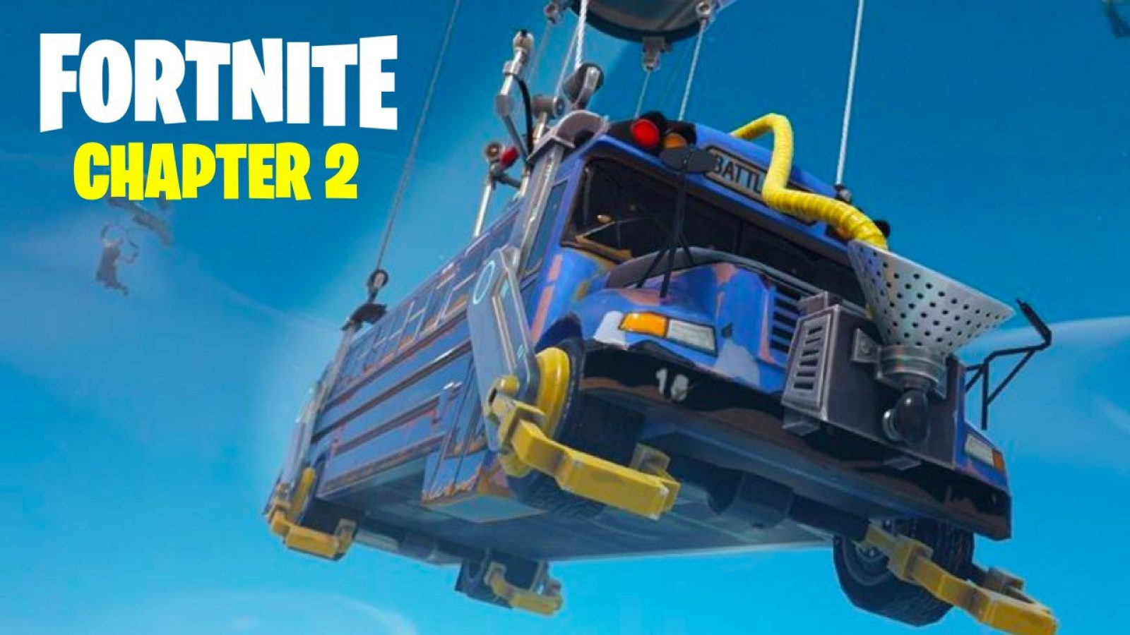 Fortnite Chapter 2 Leaks and New Features