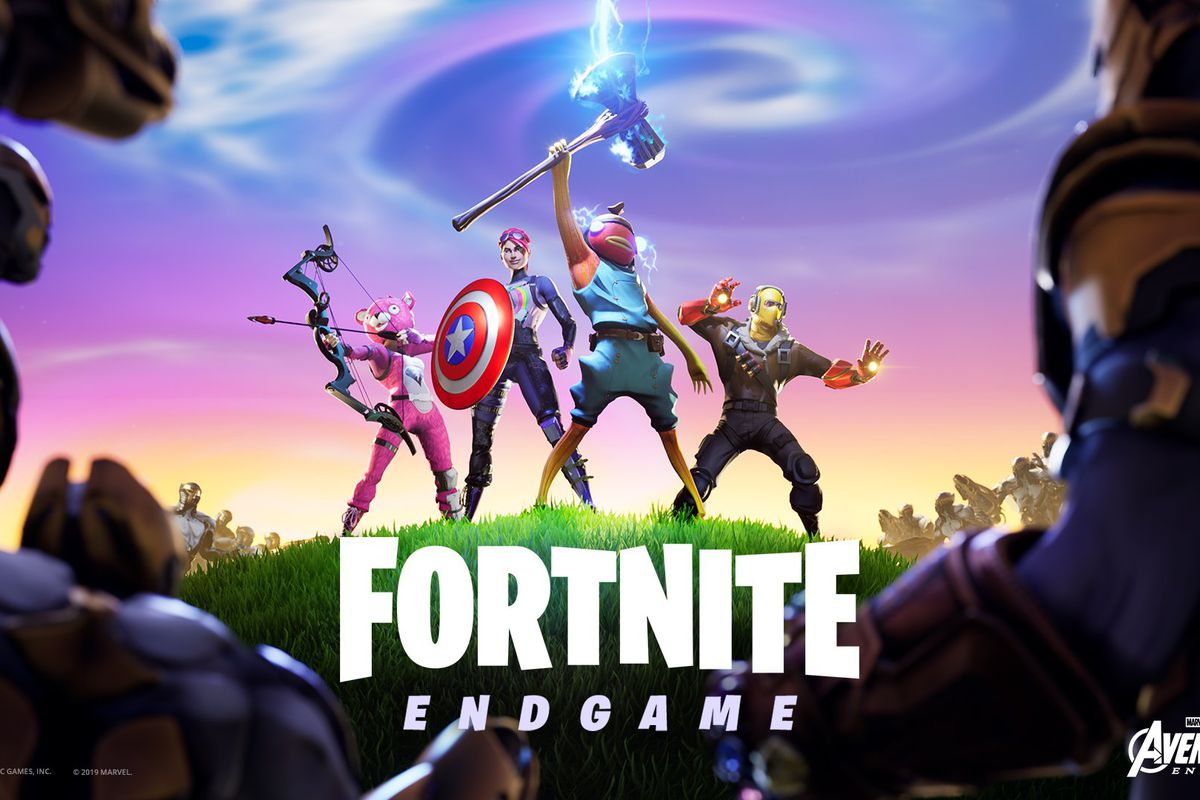 Fortnite Crossover with Star-Wars and Avengers