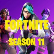 Fortnite Season 11 chapter 2 release date Black Screen