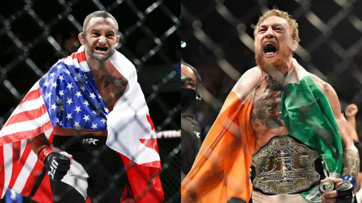 Frankie Edgar Conor McGregor