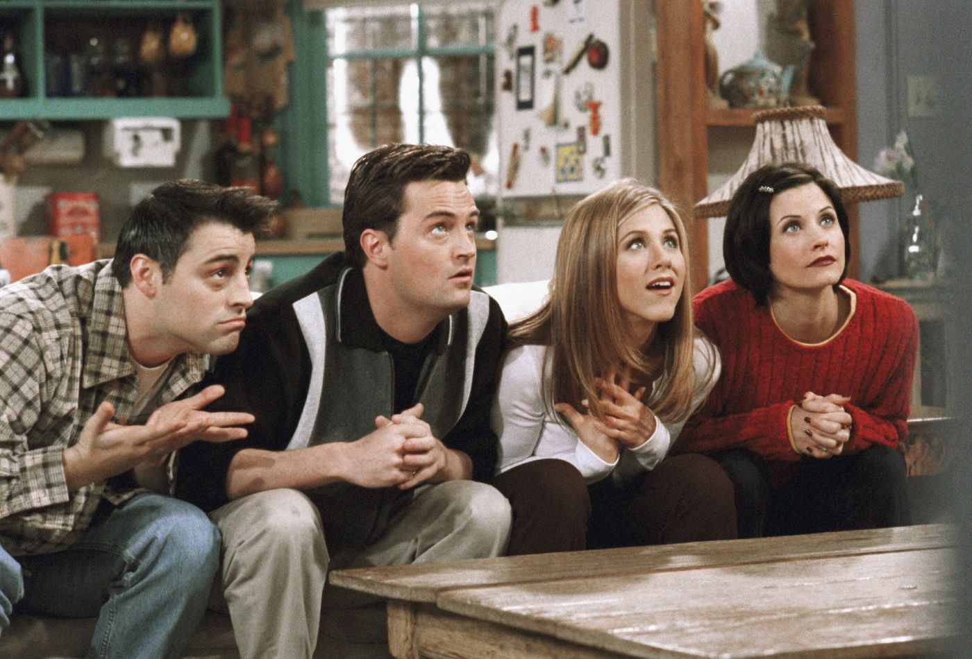 Friends Movie Happening