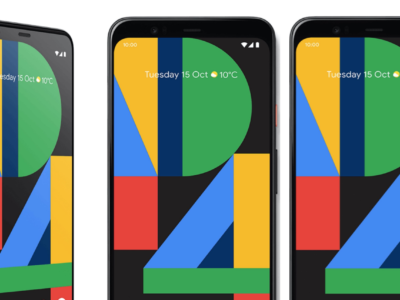 Google Pixel 4 Release Date for USA Europe India Hong Kong Japan Singapore South Korea