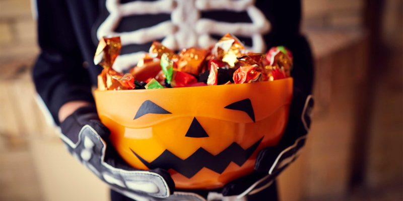 Halloween Candy and Costumes Sale 2019