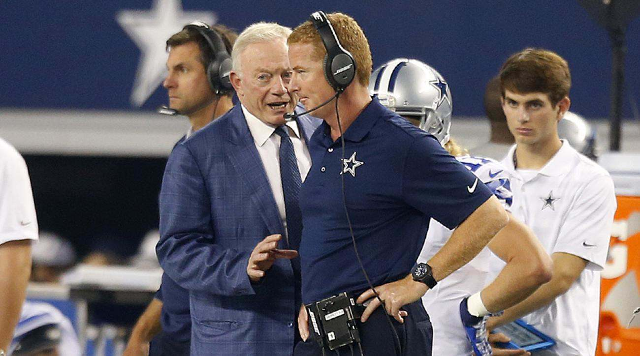 Cowboys vs Jets Jerry Jones is Not Happy with Cowboys Coach