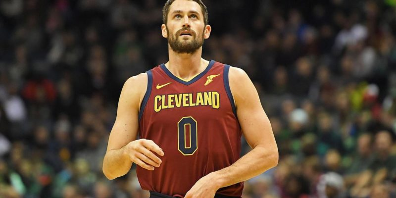 NBA Kevin Love Trade Deal Minnesota Timberwolves
