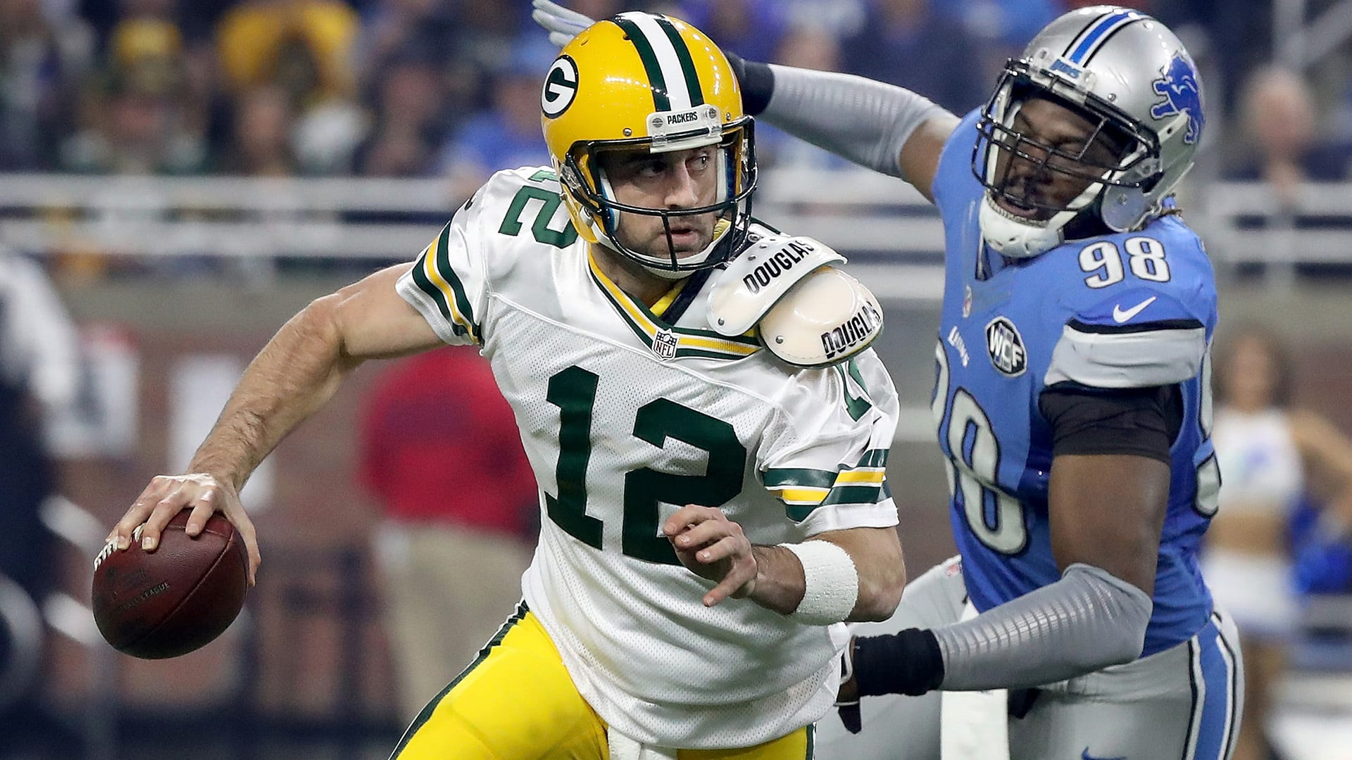 Lions vs Packers Predictions and Odds
