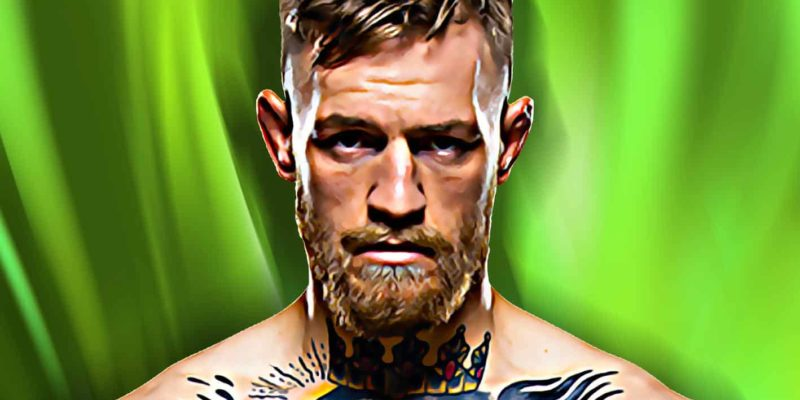 Conor Mcgregor teases fight against Frankie Edgar in December