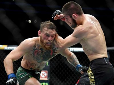 McGregor vs Khabib Rematch 2020