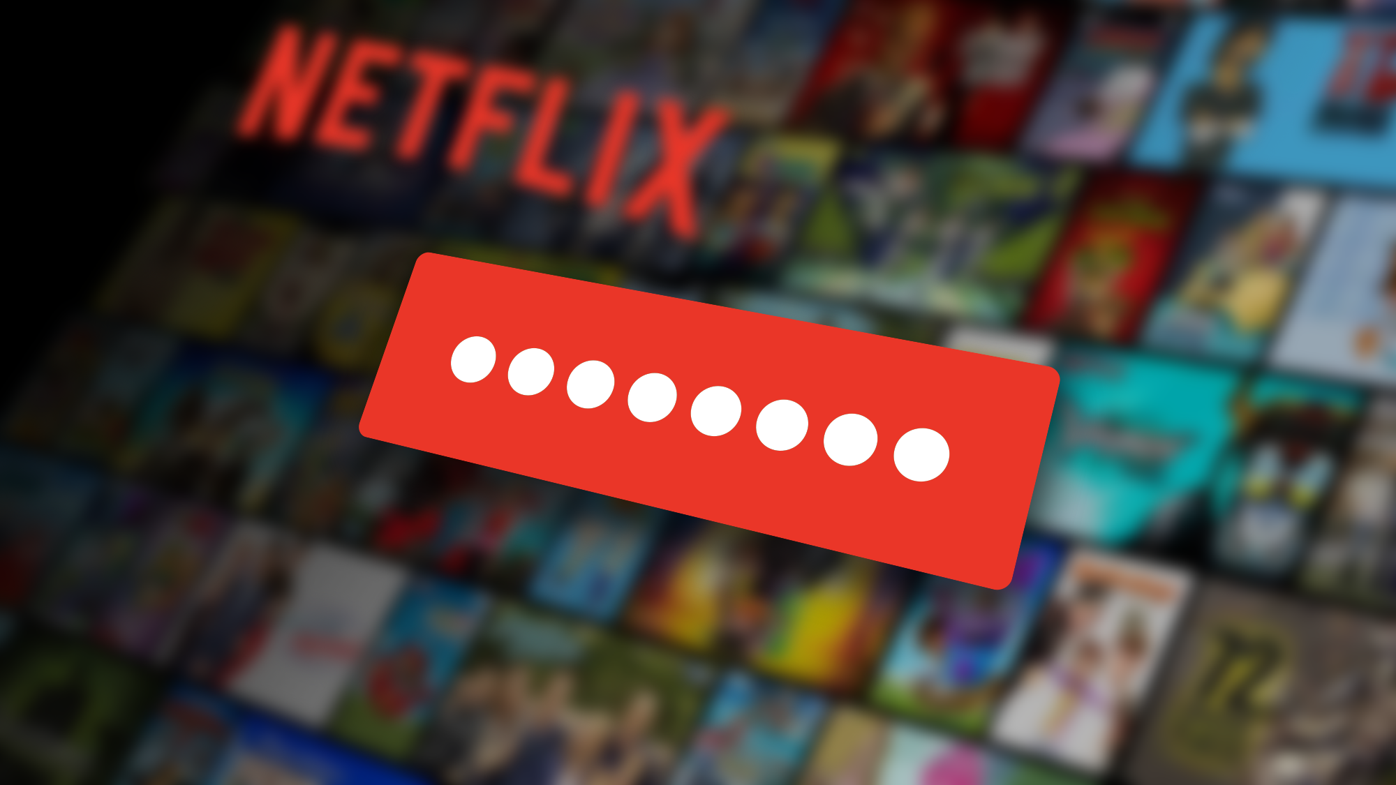 Netflix Account Password