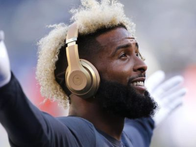 NFL Cleveland Browns Odell Beckham Jr Retirement