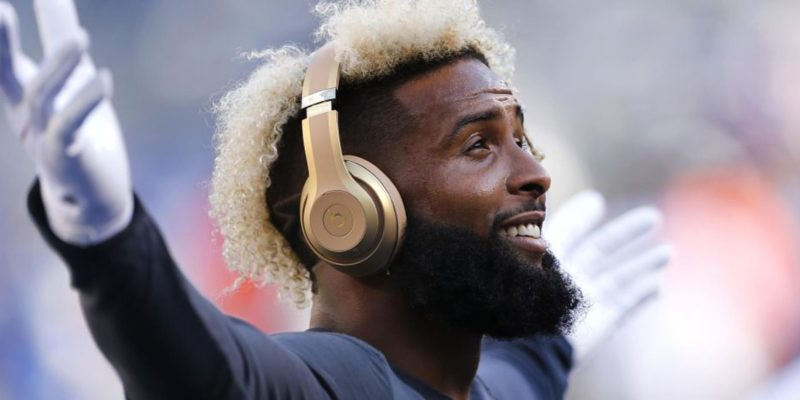 Wardrobe dysfunction: Odell Beckham mad over NFL's 'ridiculous' fine