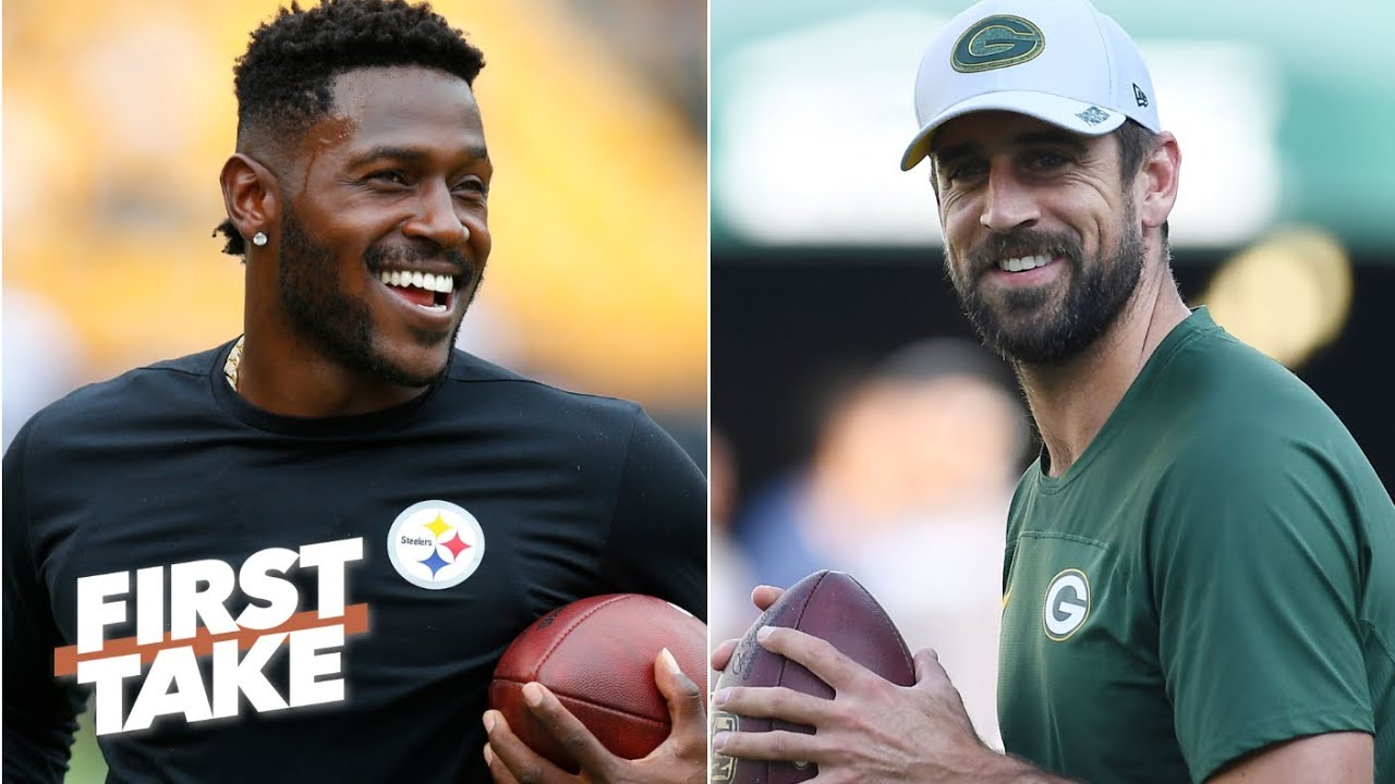 Packers with Antonio Brown have Super Bowl Chances
