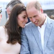 Prince William and Kate Middleton Kissing Picture Goes Viral