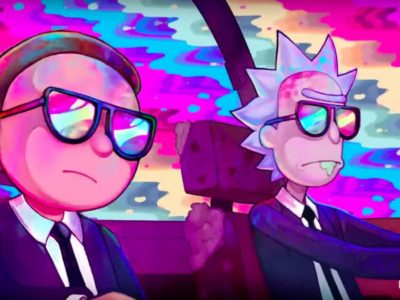 Rick and Morty AEW Invasion